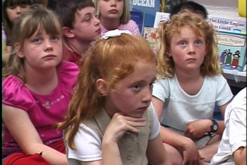 Alyssa at Age 8