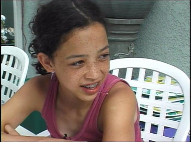 Kelly at Age 13